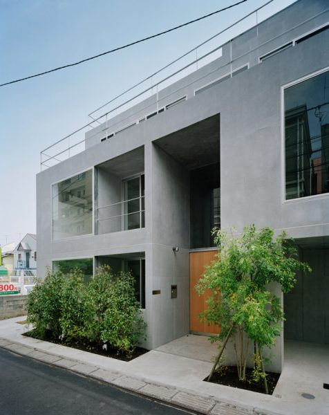 THE GARDEN 中目黒 共同住宅